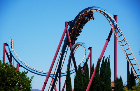 Quiz Time! Can You Name These 5 Theme Parks?