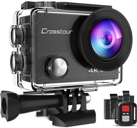 Underwater Action Camera valued at £59.99 winning bidder