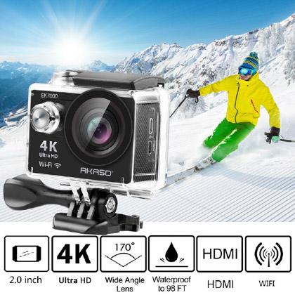 Action Camera winning bidder
