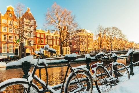Amsterdam in winter - Top 5 Things to See & Do