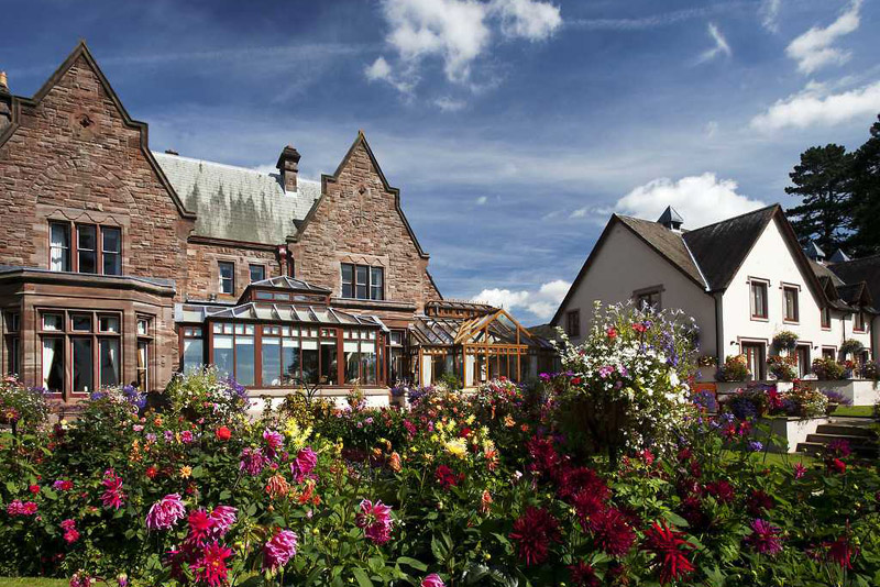 Lake District: Award Winning Spa