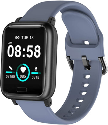 Smart Watch for iPhone & Android valued at £39.99 winning bidder