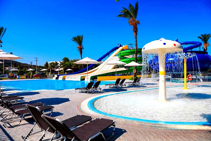 Rhodes: 4 Star All Inclusive