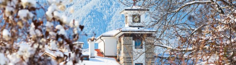 Vacances au ski et au snowboard à Bansko