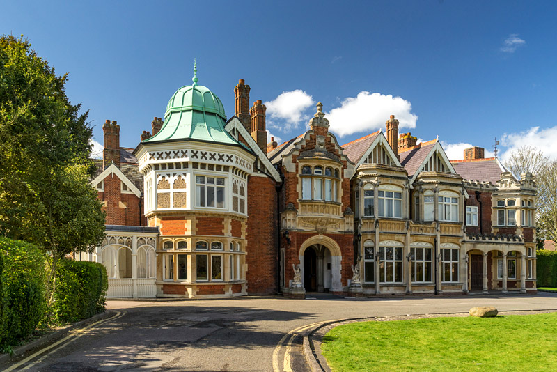 Buckingham: Bletchley Park Experience