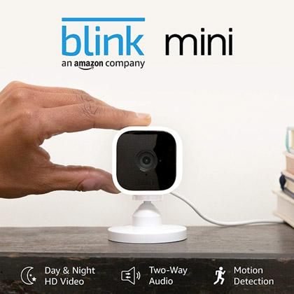 Indoor Smart Security Camera valued at £34.99 winning bidder