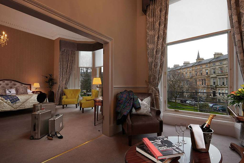 Edinburgh: Ultimate Luxury