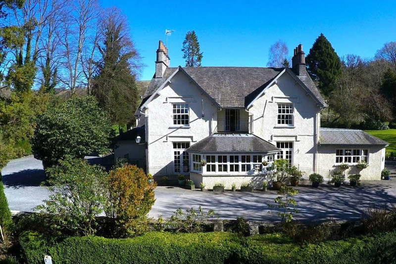 Lake District: Popular Hotel