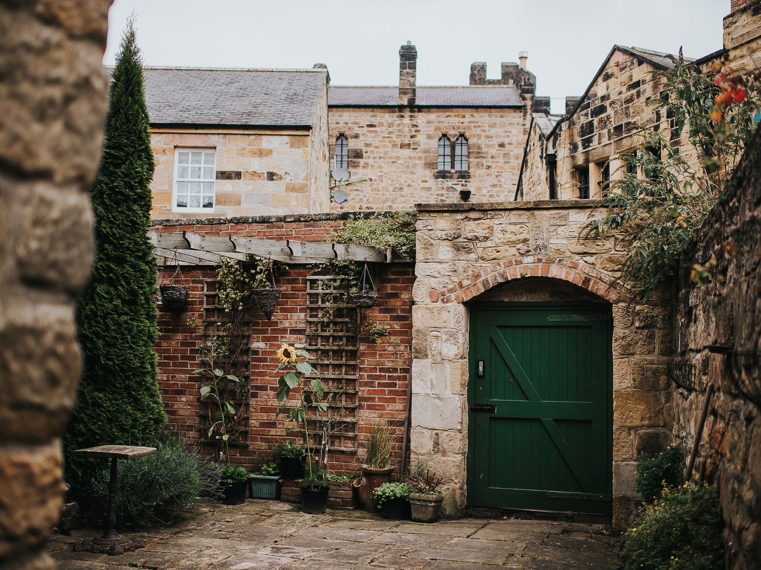 Alnwick: Stay at the gorgeous Castle View cottage