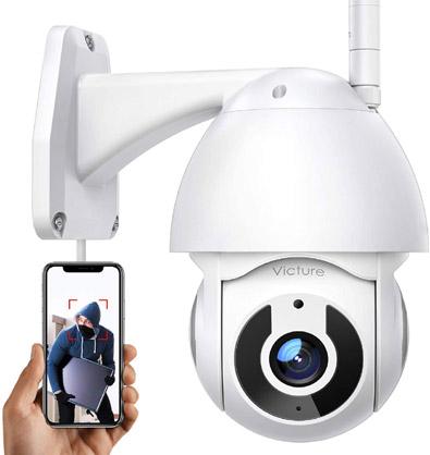 CCTV Security Camera valued at £56.99 winning bidder