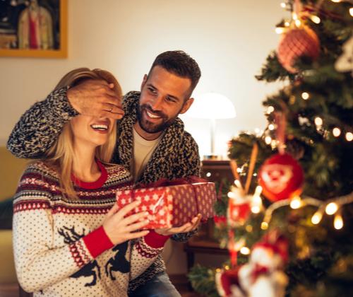 Happy Christmas Experience Box winning bidder