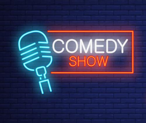 Comedy Pass for Two winning bidder