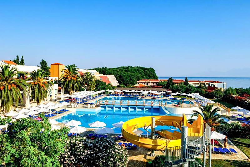 Corfu: 4 Star All Inclusive