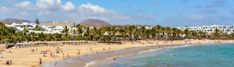 Costa Teguise Holidays