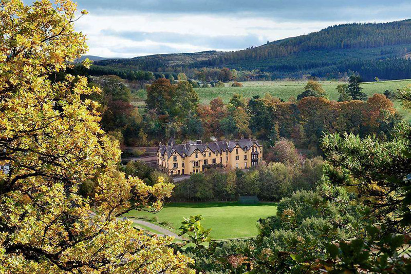 Scottish Highlands: Countryside Stay