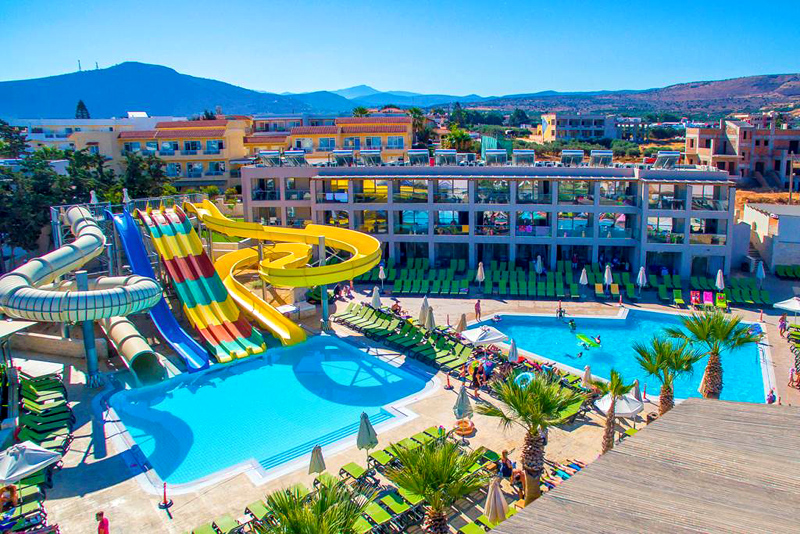 Crete: 4 Star All Inclusive
