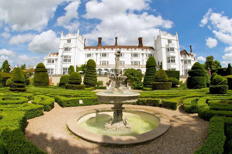 Hertfordshire: Spa Hotel