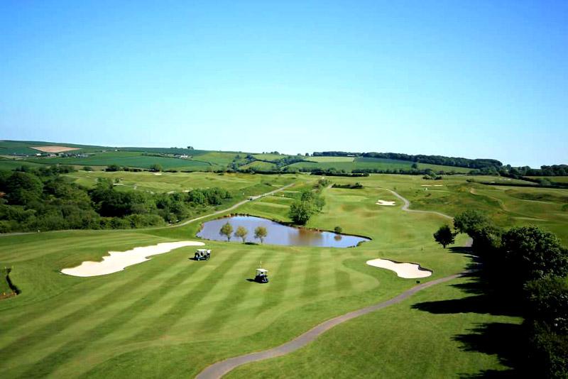 South Devon: Golf Getaway