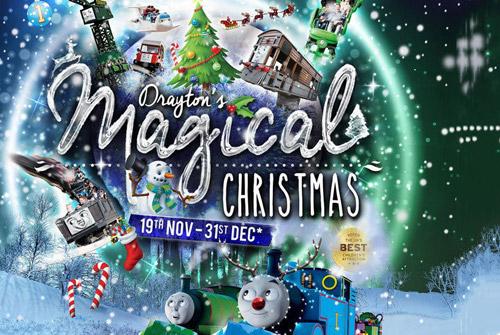 Magical Christmas at Drayton winning bidder