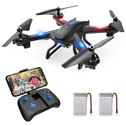 Drone with HD Camera winning bidder