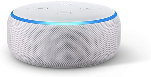Echo Dot with Alexa valued at £39.99