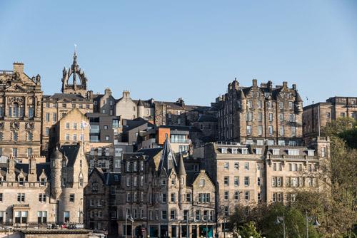 Edinburgh Hotel Break for Two winning bidder