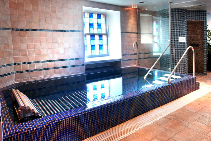 Edinburgh: Luxury Spa Break