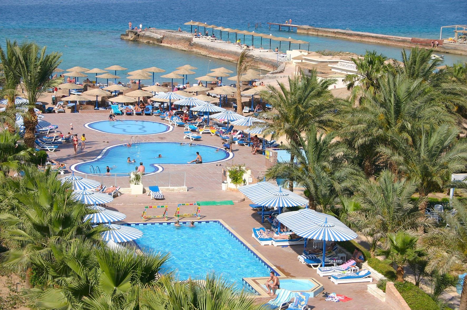 Hurghada: 3 Star All Inclusive