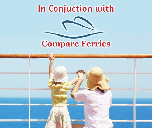 Voucher from Compare Ferries