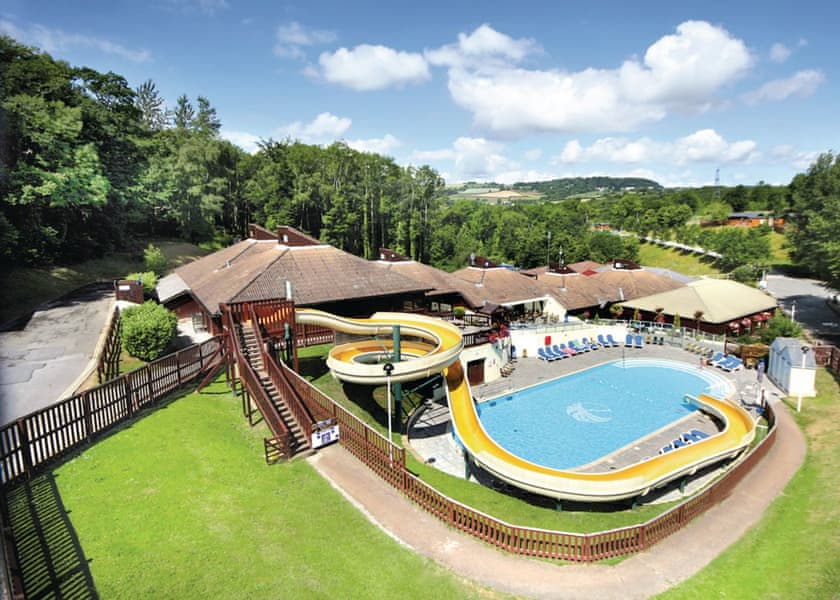 South Devon: Coastal Waterpark Break