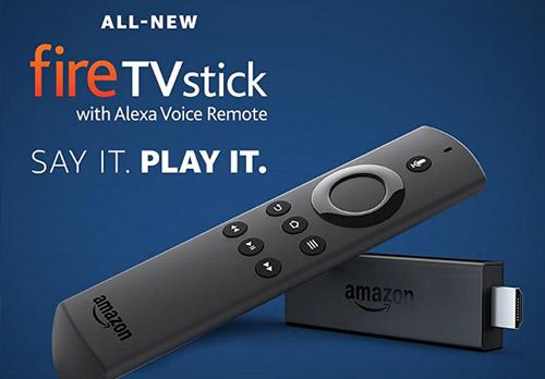 Fire TV Stick 4K Ultra HD winning bidder