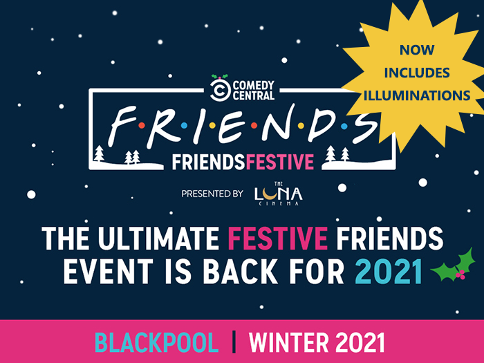 FriendsFestive Event