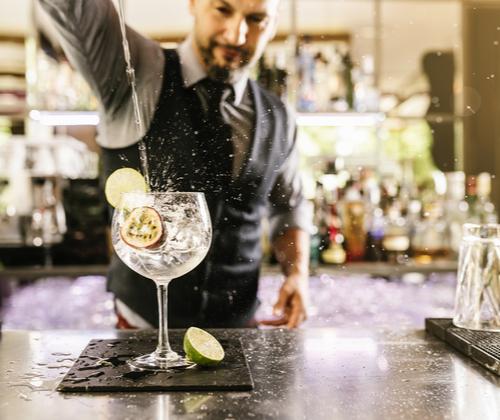 Gin Materclass & Meal for Two winning bidder