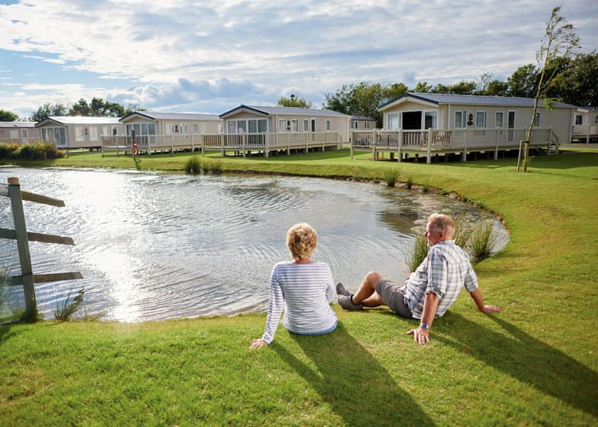 Lincolnshire: Golden Sands Holiday Park