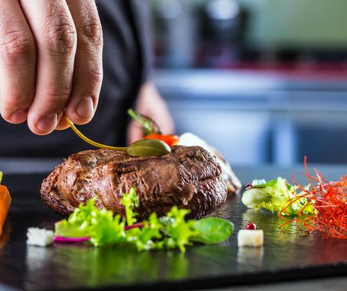Gourmet Getaway for Two winning bidder