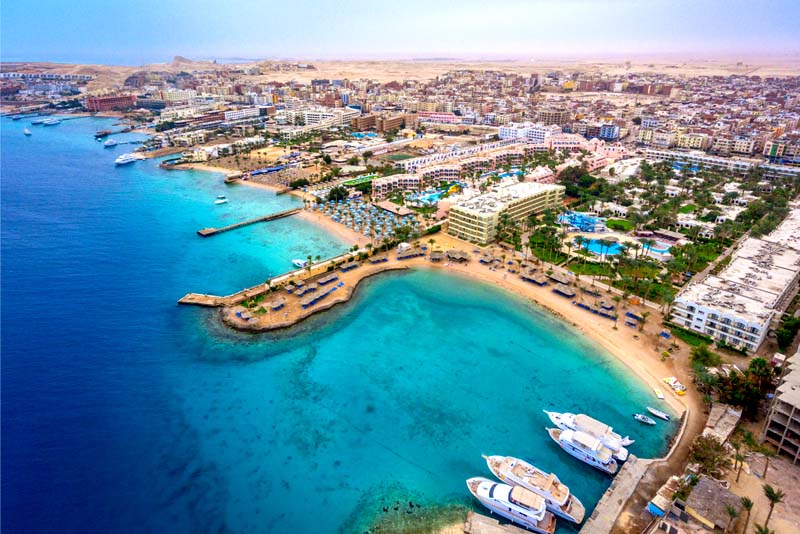 Hurghada: 4 Star All Inclusive