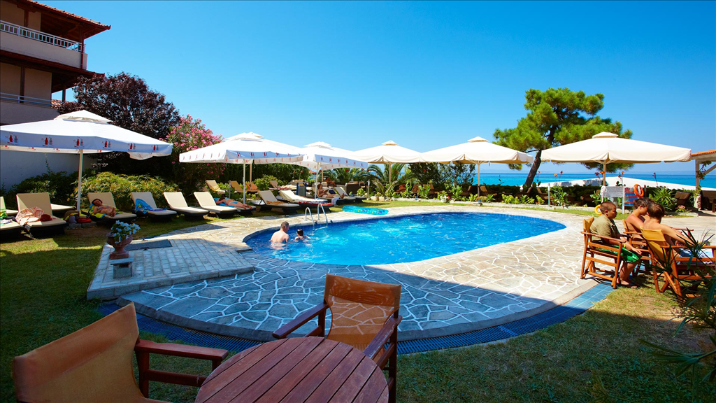Halkidiki: 4 Star All Inclusive