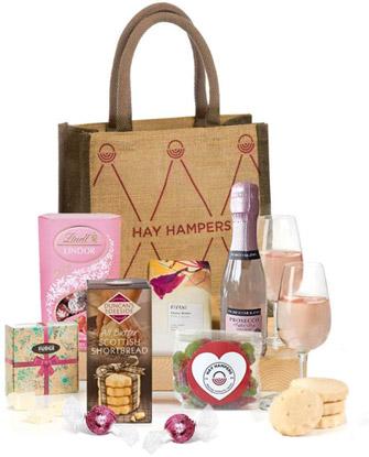 Mothers Day Hamper valued at £33.00 winning bidder