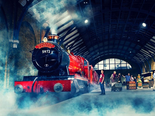 Harry Potter Tour & Tea for Two winning bidder