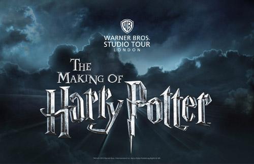2 Tickets to Harry Potter Tour winning bidder