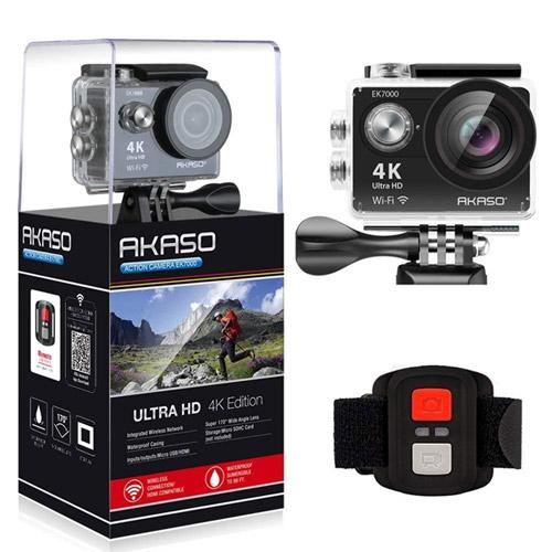 Sport Action Camera winning bidder