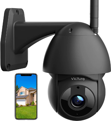 Outdoor Home Security Camera valued at £49.99