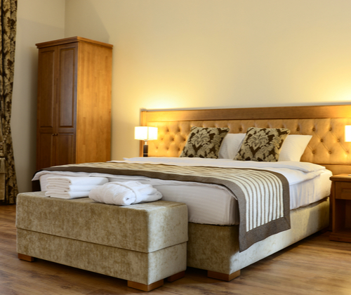 Hotel Break for Two winning bidder