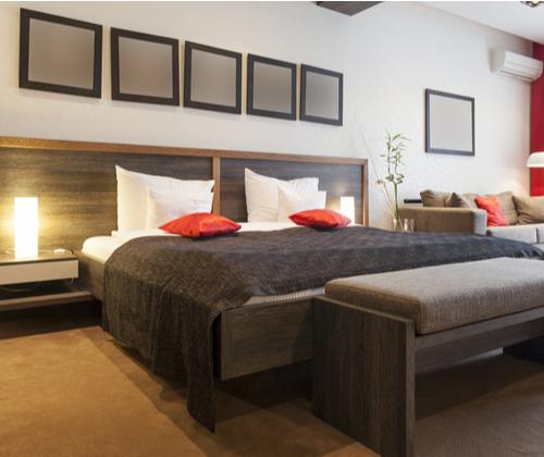 Hotel Hideaway for Two winning bidder