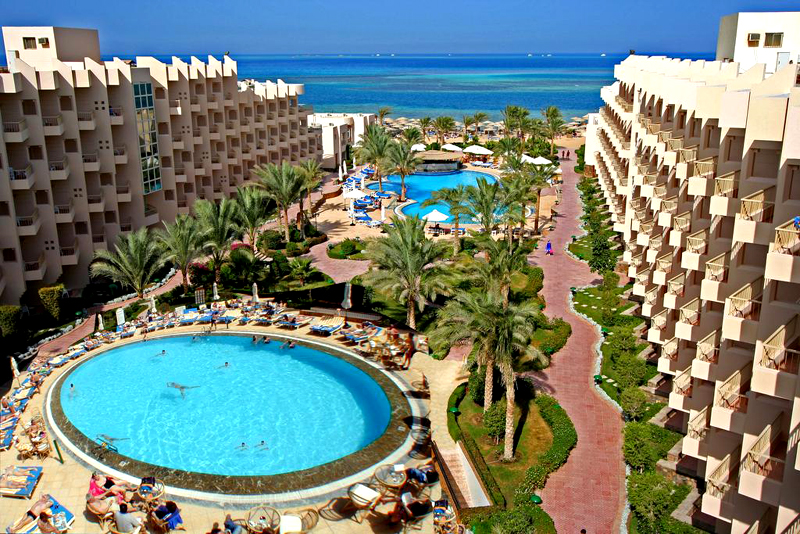 Hurghada: 5 Star All Inclusive
