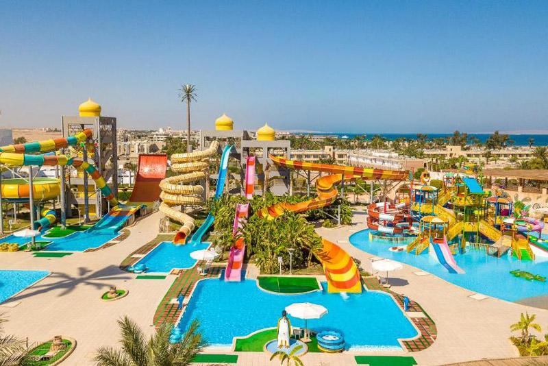 Hurghada: Waterpark Holiday