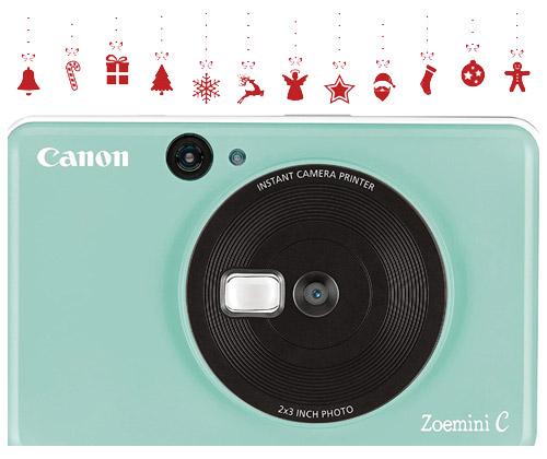 Instant Camera winning bidder