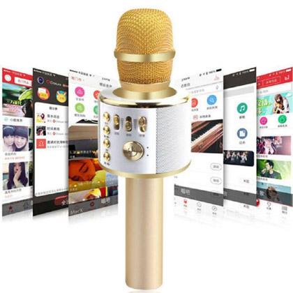 Karaoke Microphone valued at £19.99 winning bidder