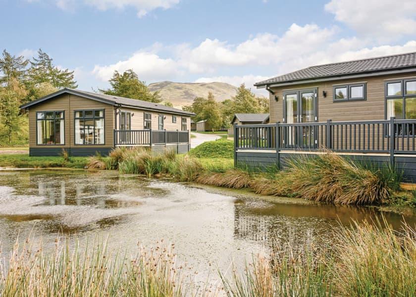 Cumbria: Action Packed Keswick Reach Lodge Retreat