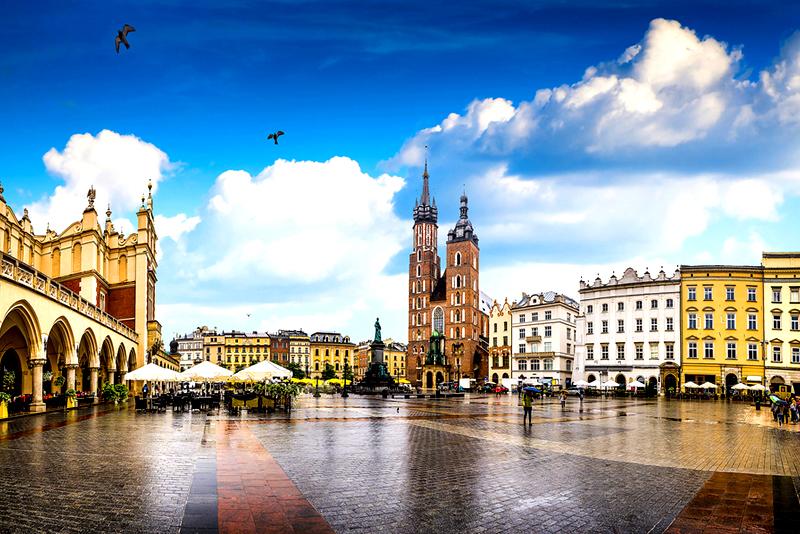 Krakow: 4 Star Break